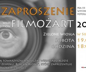 Zaproszenie na FILMOŻART III